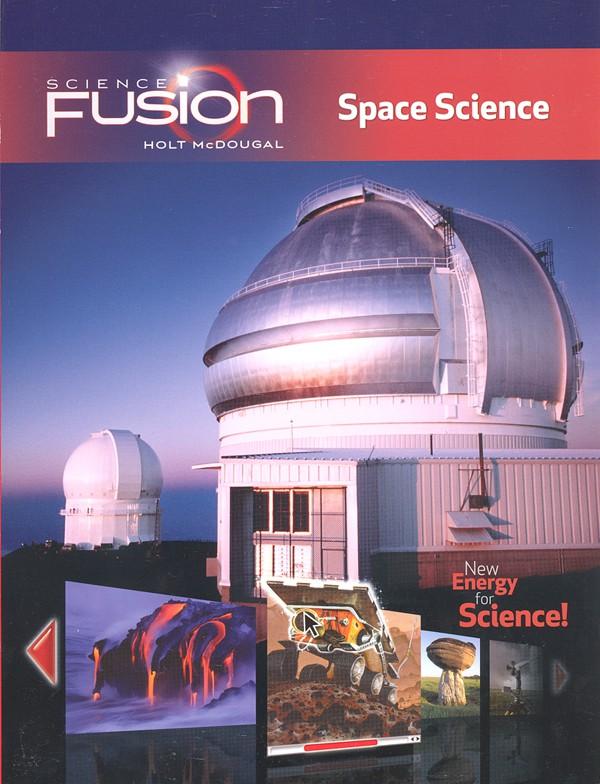 science space fusion module grades books catalog above double