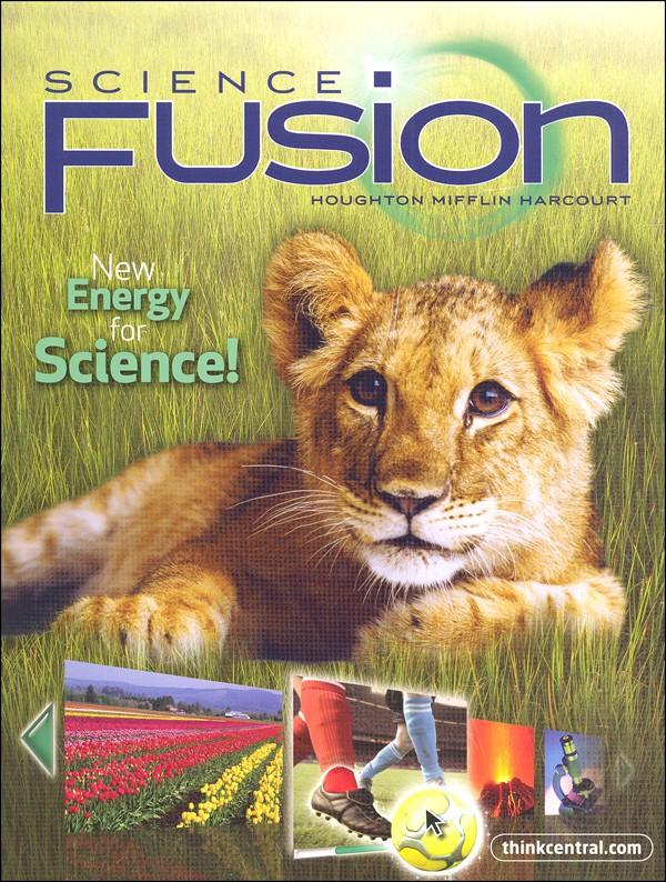 Science Fusion Grade 1 Homeschool Kit