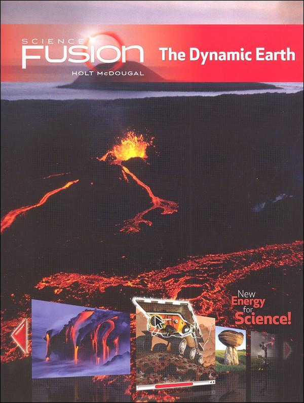 fusion science earth dynamic module grades edition mcdougal holt double houghton mifflin ogle heithaus penguin frank above