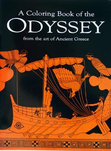 A Brighter Child - A Coloring Book of the Odyssey