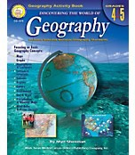 Dicovering the World of Geography Grades 4-5