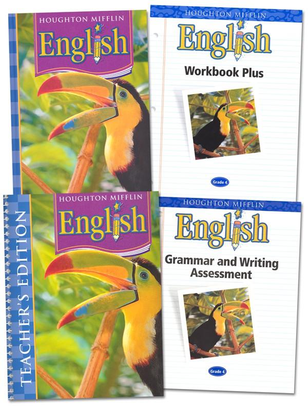 math worksheet : houghton mifflin english workbook plus grade 5 teacher s edition  : Houghton Mifflin Math Grade 4 Worksheets