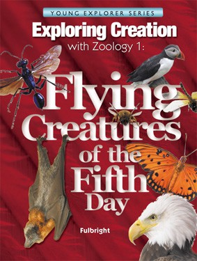 Exploring Creation with Zoology 1, Flying Creatures of the Fifth Day
