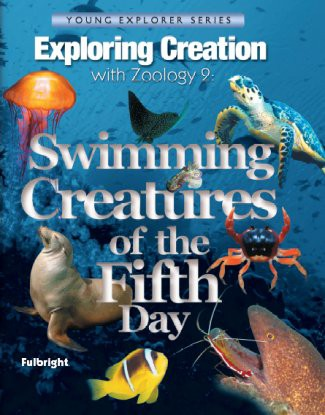 Exploring Creation With Zoology 2, Swimming Creatures of Fifth Day