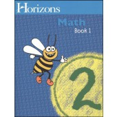 Horizons Math 2 Book 1