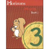 Horizons Math 3 Book 1