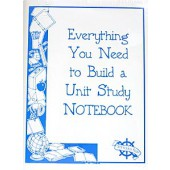 Everything You Need to Build a Unit Study Notebook