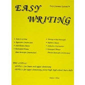 Easy Writing Level 1 & 2
