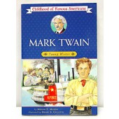Mark Twain (Childhood of Famous Americans Series)