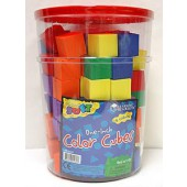 Color Cubes Soft Manipulatives