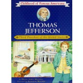 Thomas Jefferson (Childhood of Famous Americans Series)