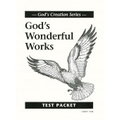 God's Wonderful Works Grade 2 Test