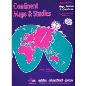 Continent Maps & Studies