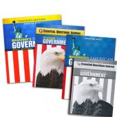 Magruders American Government Homeschool Bundle (2013)