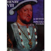 Henry VIII Coloring Book