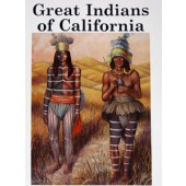 Great Indians of California Coloring Book