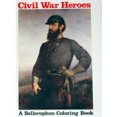 Civil War Heroes Coloring Book