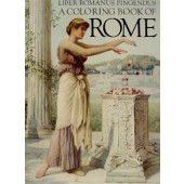 A Coloring Book of Ancient Rome