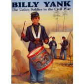 Billy Yank  - The Union Soldier in the Civil War Coloring Book