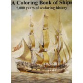 A Coloring Book of Ships