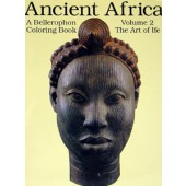 A Coloring Book of Ancient Africa Volume 2