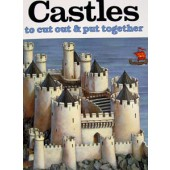 Castles to Cut Out & Color