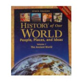 History of Our World - Ancient - volume 1 TE