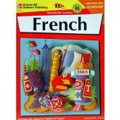 French Elementary Activity Book