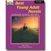 Best Young Adult Novels: Vocabulary, Activities & Tests: Volume I