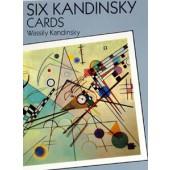 6 Kandinsky Cards