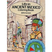 Life in Ancient Mexico Col Bk