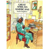 Great African Americans Coloring Book