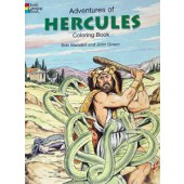 Adventures of Hercules Col Bk