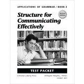 Applications of Grammar Book 2 Test
