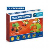 Clicformers 50 Piece Building Set