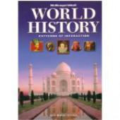 Holt McDougal World History: Patterns of Interaction Grades 9-12.