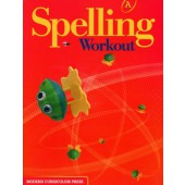 MCP Spelling Workout A, Grade 1 Student Edition (2001/2002 Ed)