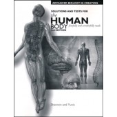 Exploring Creation With Advanced Biology, The Human Body, Solutions Manual (Apologia)