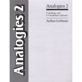 Analogies 2 - 6 Vocabulary & Analogy Quizzes