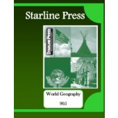 Starline Press World Geography 905