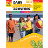 Daily Summer Activities Grades 3-4
