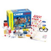 CHEM C3000 Advanced Level Chemistry Kit