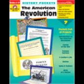 History Pockets - The American Revolution