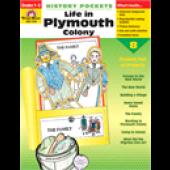 History Pockets - Plymouth Colony