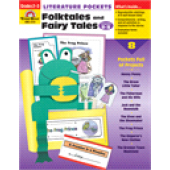 Literature Pockets ~ Folktales and Fairy Tales, Grades 2-3