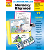 Literature Pockets - Nursery Rhymes Grades K-1