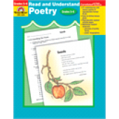 Read & Understand Poetry Grades 5-6