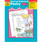 Read & Understand Poetry Grades 2-3