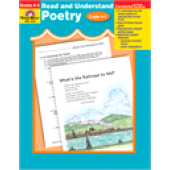 Read & Understand Poetry Grades 4-5