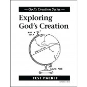 Exploring God's Creation Test Packet